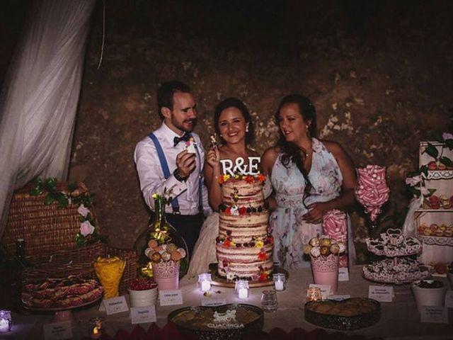 La boda de Edu y Rocio en Casar De Caceres, Cáceres 10