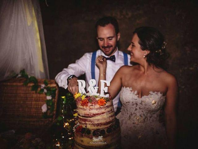 La boda de Edu y Rocio en Casar De Caceres, Cáceres 11