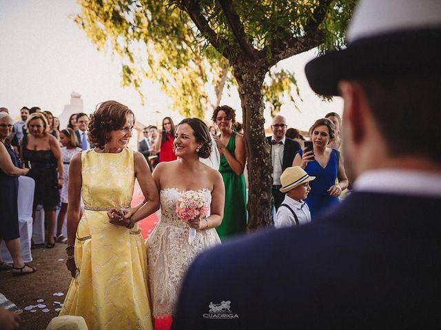 La boda de Edu y Rocio en Casar De Caceres, Cáceres 3