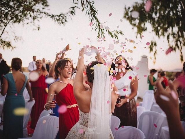 La boda de Edu y Rocio en Casar De Caceres, Cáceres 6