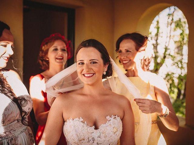 La boda de Edu y Rocio en Casar De Caceres, Cáceres 2