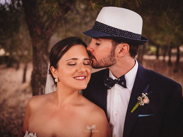 La boda de Edu y Rocio en Casar De Caceres, Cáceres 7