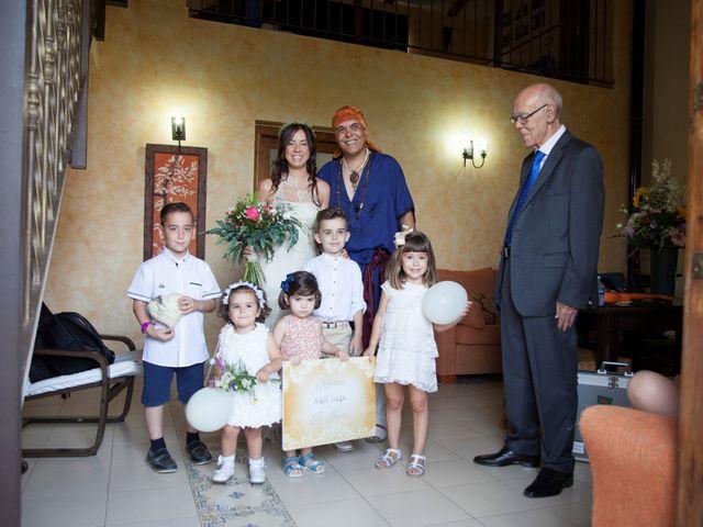 La boda de Miñano y Mónica en San Bartolome, Alicante 9