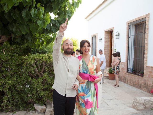 La boda de Miñano y Mónica en San Bartolome, Alicante 10