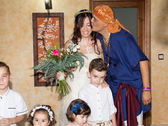 La boda de Miñano y Mónica en San Bartolome, Alicante 23