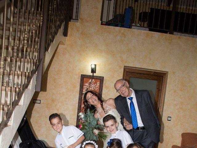 La boda de Miñano y Mónica en San Bartolome, Alicante 24