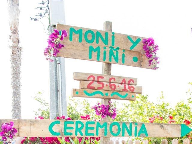 La boda de Miñano y Mónica en San Bartolome, Alicante 26