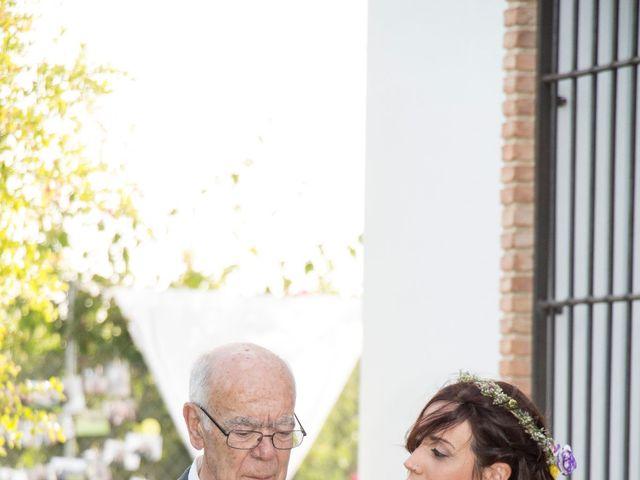 La boda de Miñano y Mónica en San Bartolome, Alicante 36