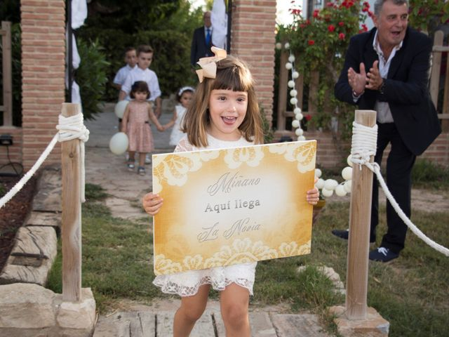 La boda de Miñano y Mónica en San Bartolome, Alicante 37