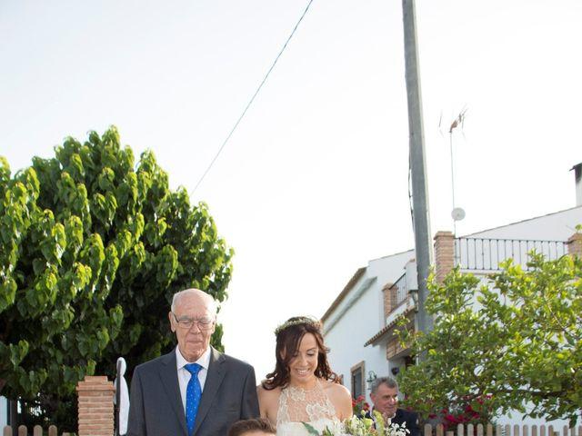 La boda de Miñano y Mónica en San Bartolome, Alicante 38