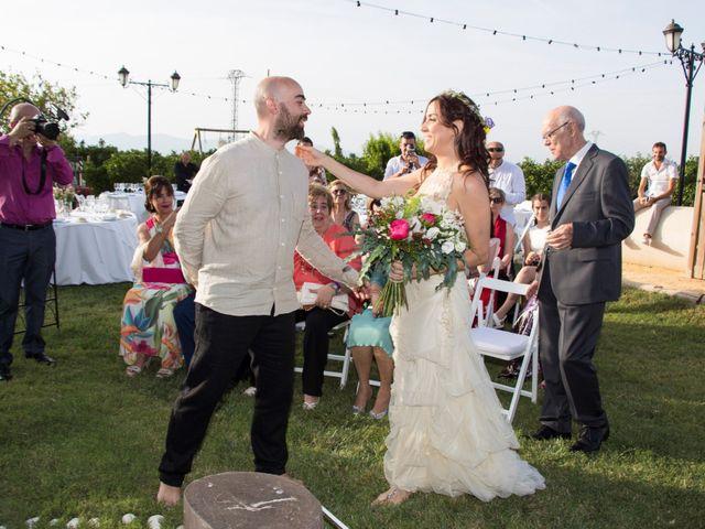 La boda de Miñano y Mónica en San Bartolome, Alicante 39