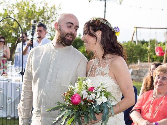 La boda de Mónica y Miñano