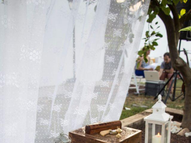 La boda de Miñano y Mónica en San Bartolome, Alicante 43