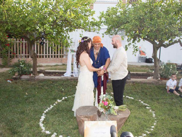 La boda de Miñano y Mónica en San Bartolome, Alicante 48