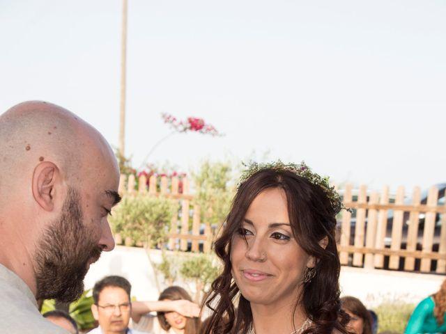 La boda de Miñano y Mónica en San Bartolome, Alicante 50