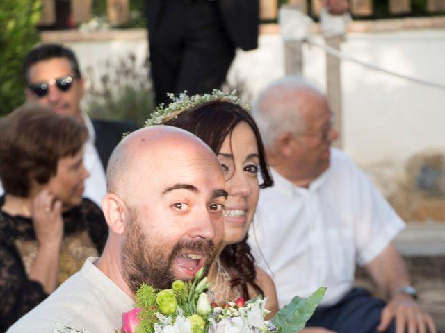 La boda de Miñano y Mónica en San Bartolome, Alicante 54