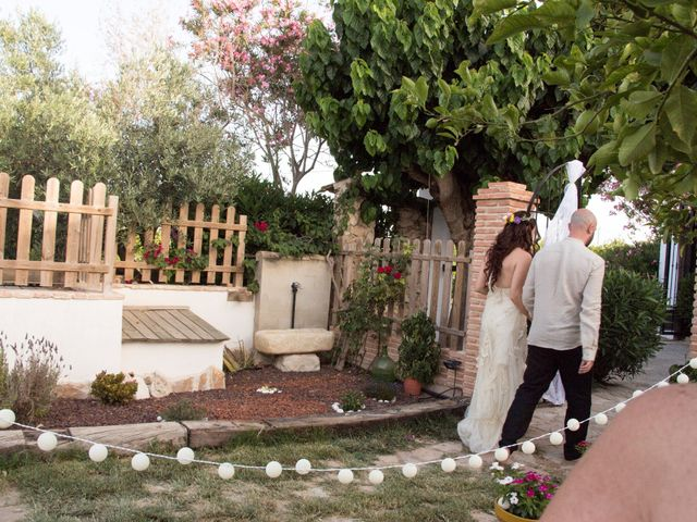 La boda de Miñano y Mónica en San Bartolome, Alicante 56