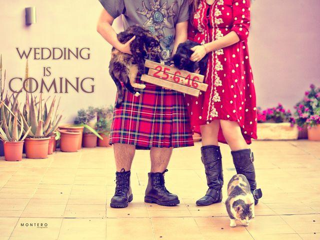 La boda de Miñano y Mónica en San Bartolome, Alicante 92