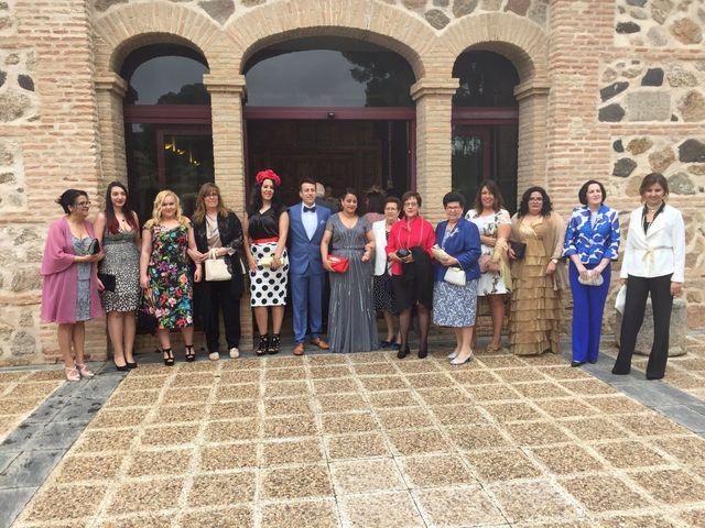 La boda de Kike y Desi en Toledo, Toledo 2