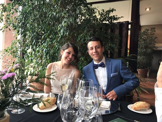 La boda de Desi y Kike