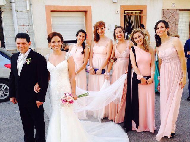 La boda de Héctor y Almudena en Almoradí, Alicante 1