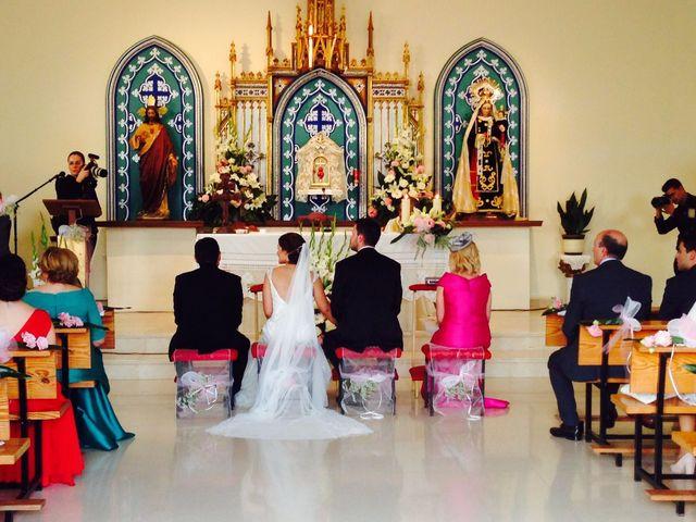 La boda de Héctor y Almudena en Almoradí, Alicante 2