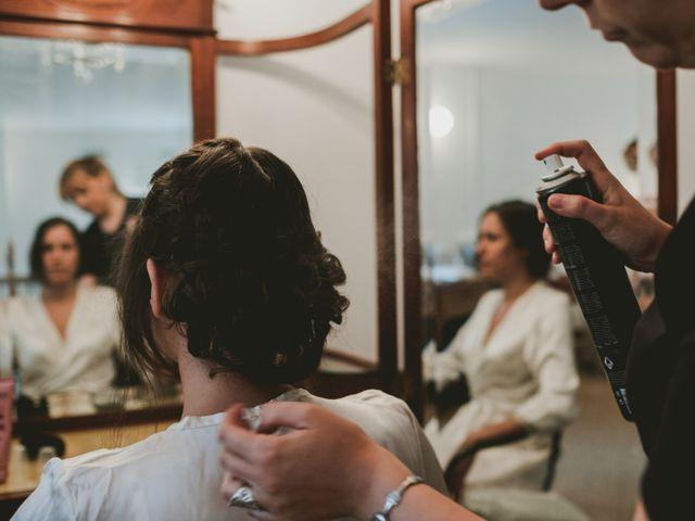 La boda de Vicente y Caridad en Valdetorres De Jarama, Madrid 2