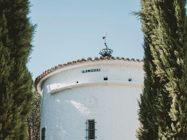 La boda de Vicente y Caridad en Valdetorres De Jarama, Madrid 14