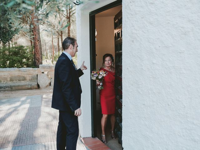 La boda de Vicente y Caridad en Valdetorres De Jarama, Madrid 34