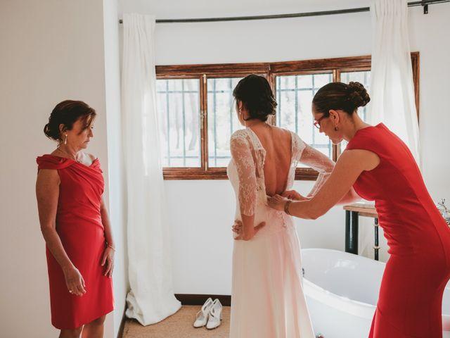 La boda de Vicente y Caridad en Valdetorres De Jarama, Madrid 37