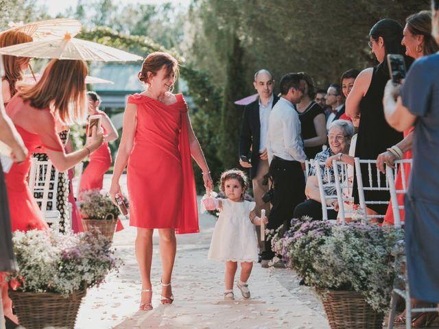 La boda de Vicente y Caridad en Valdetorres De Jarama, Madrid 52
