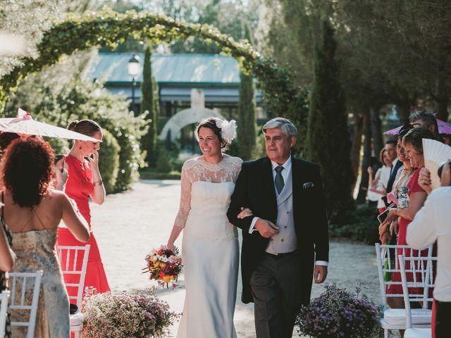 La boda de Vicente y Caridad en Valdetorres De Jarama, Madrid 54