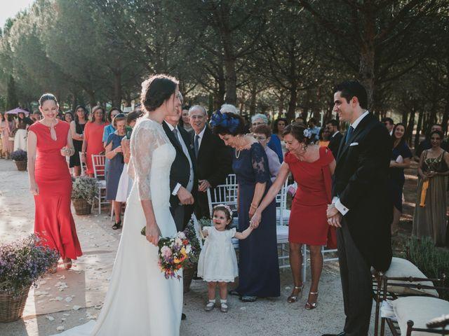 La boda de Vicente y Caridad en Valdetorres De Jarama, Madrid 56
