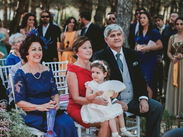 La boda de Vicente y Caridad en Valdetorres De Jarama, Madrid 57