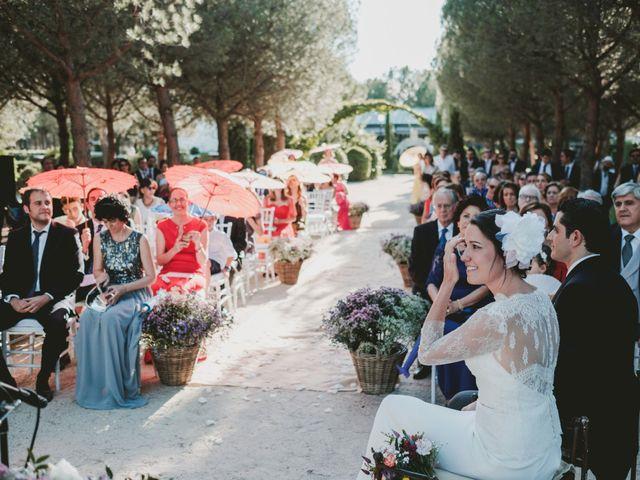 La boda de Vicente y Caridad en Valdetorres De Jarama, Madrid 58