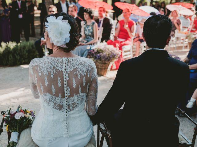 La boda de Vicente y Caridad en Valdetorres De Jarama, Madrid 59