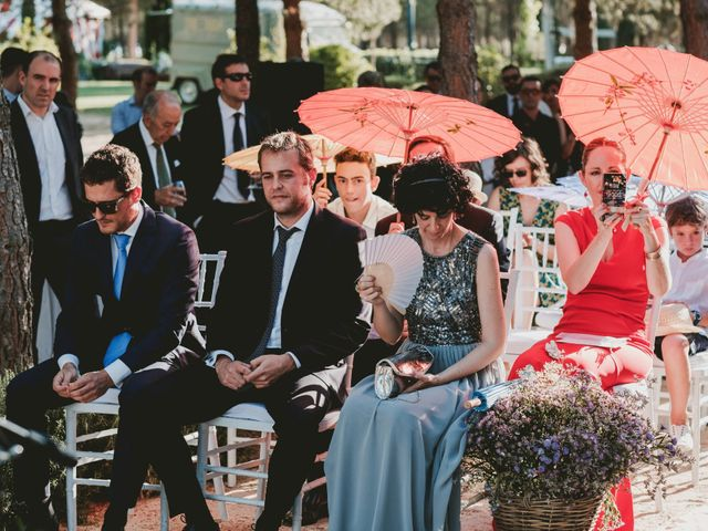 La boda de Vicente y Caridad en Valdetorres De Jarama, Madrid 62