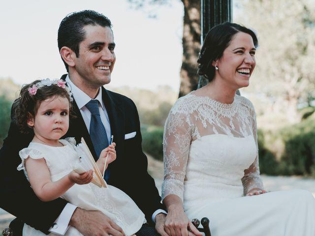 La boda de Vicente y Caridad en Valdetorres De Jarama, Madrid 67