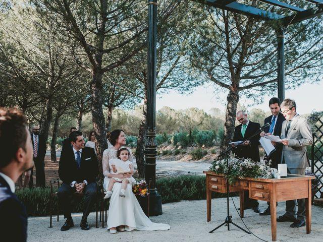 La boda de Vicente y Caridad en Valdetorres De Jarama, Madrid 68