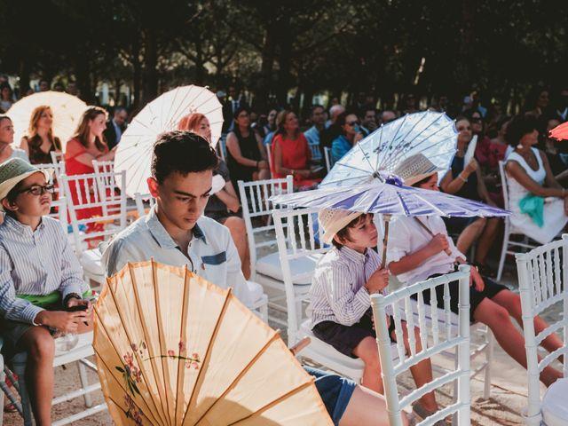 La boda de Vicente y Caridad en Valdetorres De Jarama, Madrid 69
