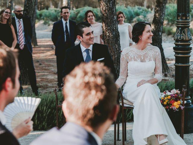 La boda de Vicente y Caridad en Valdetorres De Jarama, Madrid 70