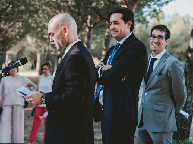La boda de Vicente y Caridad en Valdetorres De Jarama, Madrid 71