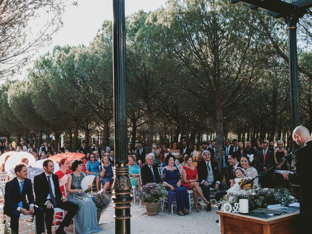 La boda de Vicente y Caridad en Valdetorres De Jarama, Madrid 72