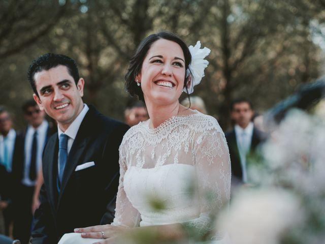 La boda de Vicente y Caridad en Valdetorres De Jarama, Madrid 73