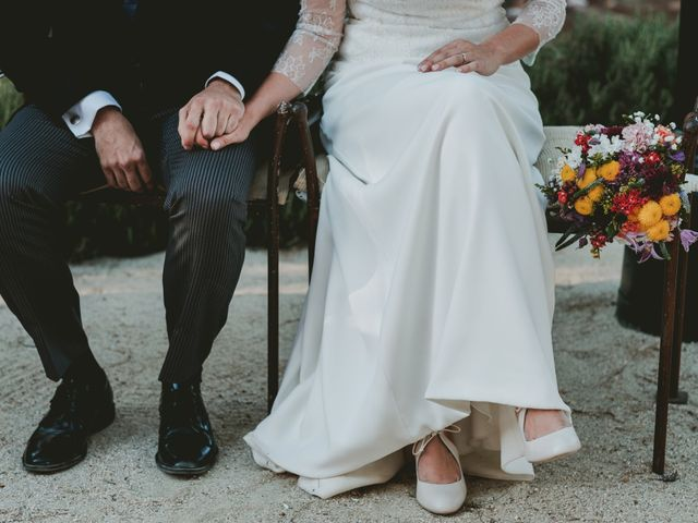 La boda de Vicente y Caridad en Valdetorres De Jarama, Madrid 76