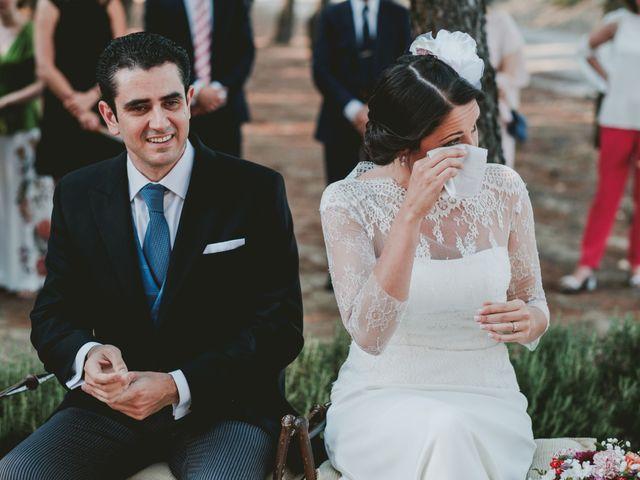 La boda de Vicente y Caridad en Valdetorres De Jarama, Madrid 77