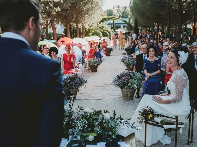 La boda de Vicente y Caridad en Valdetorres De Jarama, Madrid 80