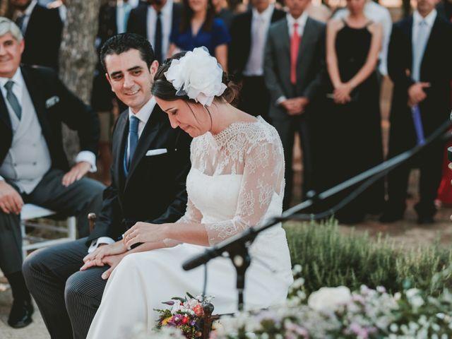 La boda de Vicente y Caridad en Valdetorres De Jarama, Madrid 81