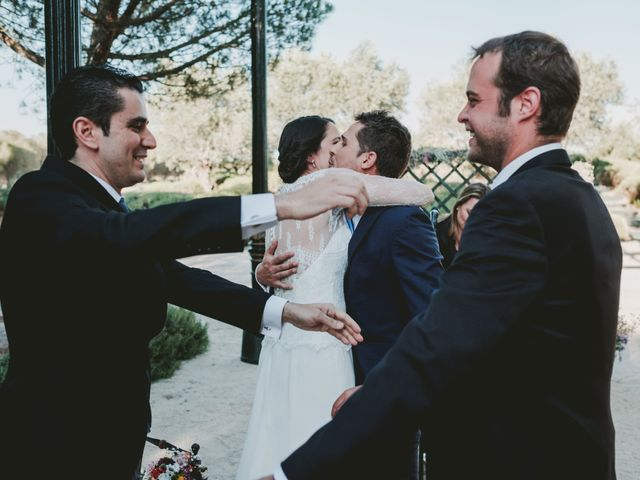 La boda de Vicente y Caridad en Valdetorres De Jarama, Madrid 82
