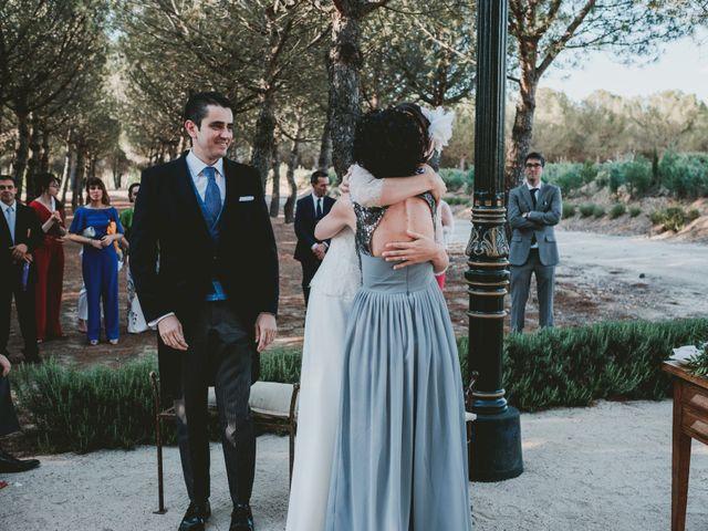 La boda de Vicente y Caridad en Valdetorres De Jarama, Madrid 86